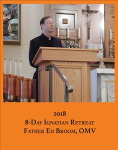 8-DAY IGNATIAN RETREAT TALKS – 2018
